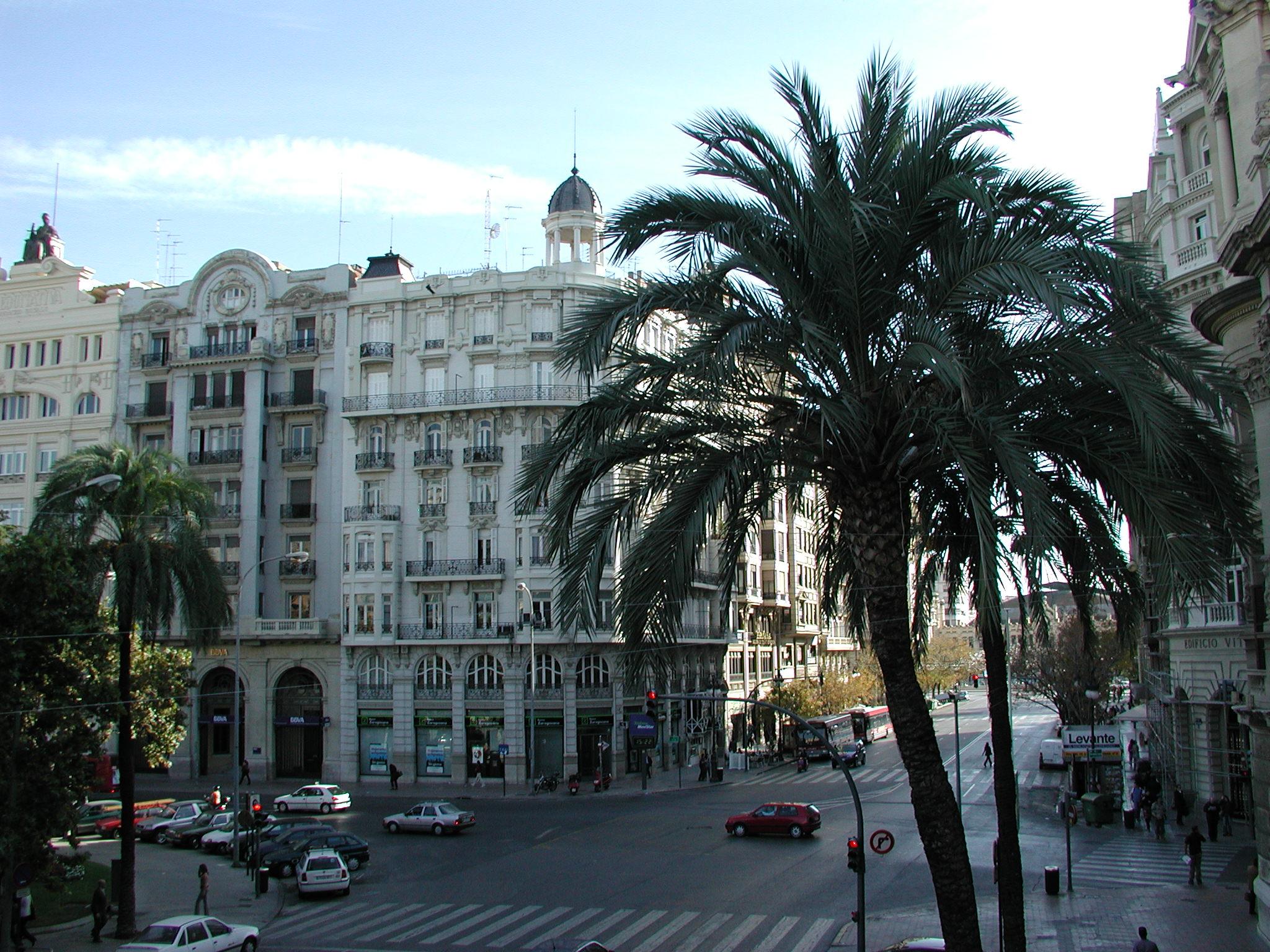 Holiday Apartments In Valencia City Centre